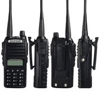 baofeng uv (2 PCS) Baofeng UV-82 Dual-Band 136-174 / 400-520 MHz FM Ham שני הדרך רדיו, משדר, טוקי (3)