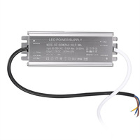 Durable 2400mA 80W Waterproof IP65 LED Lighting Constant Current LED Power Supply Transformator Adapter for Flood Light