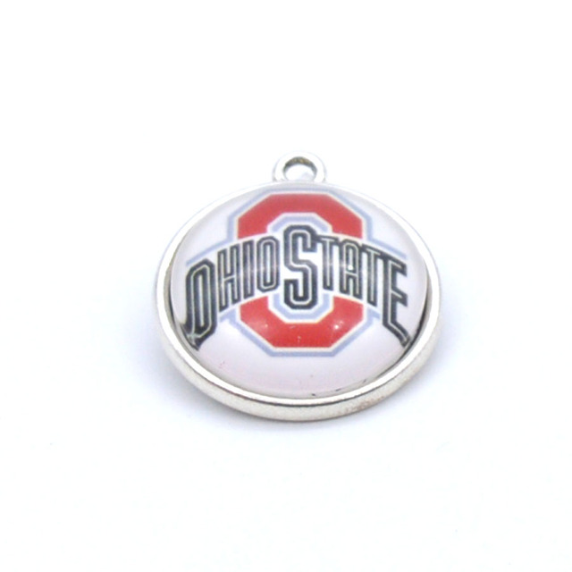 Pendant accessories ncaa ohio state buckeyes charms accessories for pendant accessories ncaa ohio state buckeyes charms accessories for bracelet necklace for women men basketball fans aloadofball Image collections