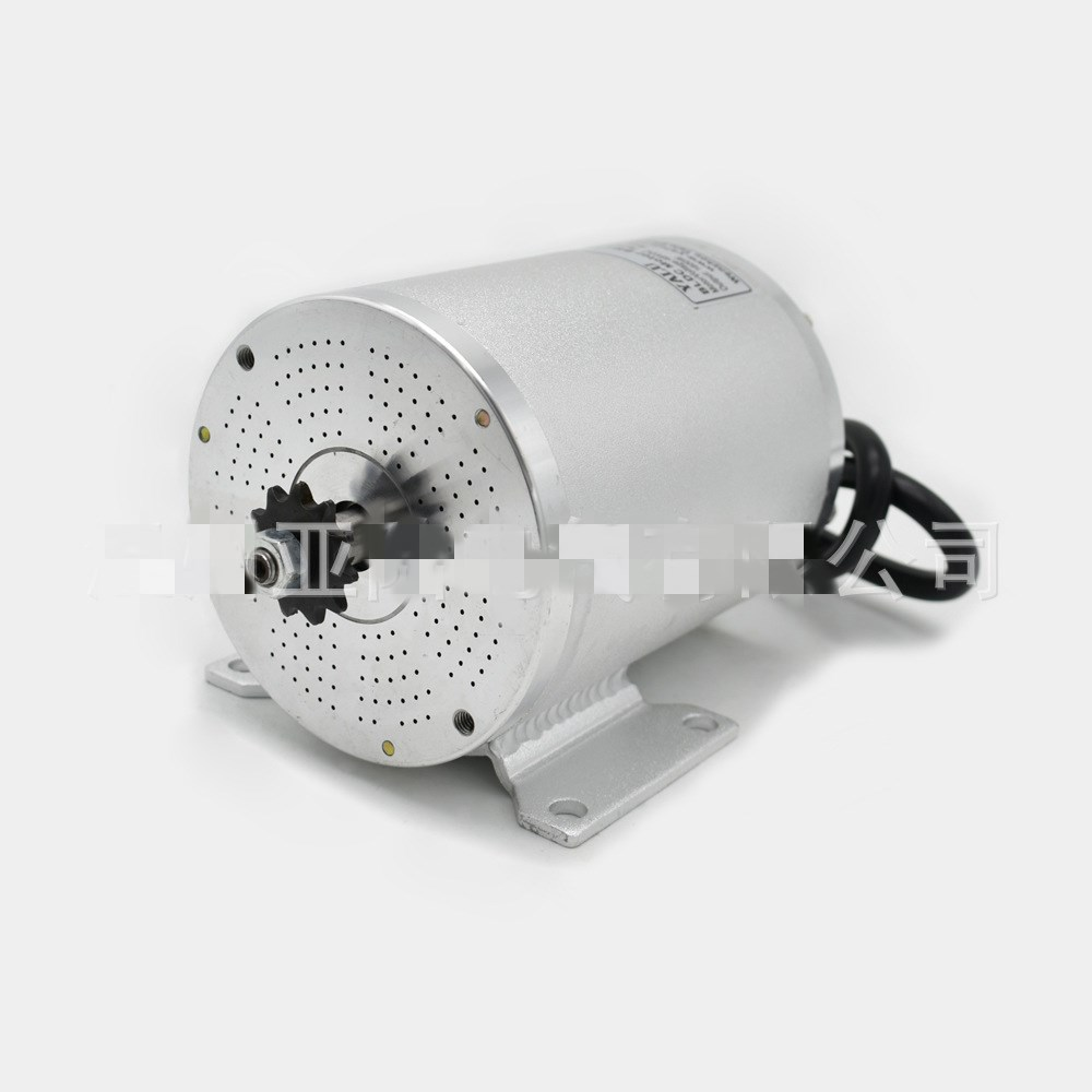36 V/48 V 1000W Elektromotor roller DC Bürstenlosen High Speed Mitte Antrieb Conversion Kit für E -roller/E-Bike/Moto/Dreirad