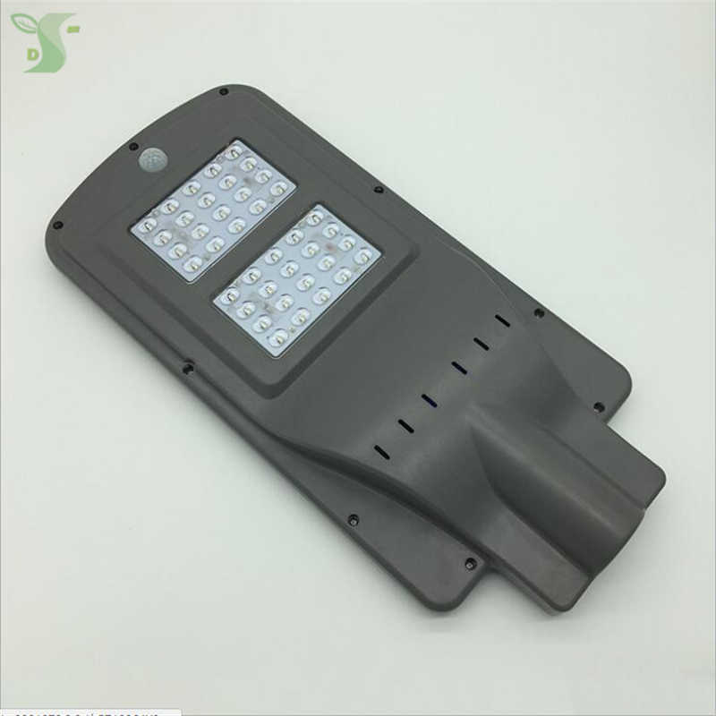 90W Solar Street Light IP65 Waterproof 432 LED PIR Motion Sensor ...