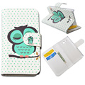 JR Printing Pattern High Quality PU Leather Cover for Philips S388 Case Back Cover Shell Wallet Stand with Card Holder 10 Colors