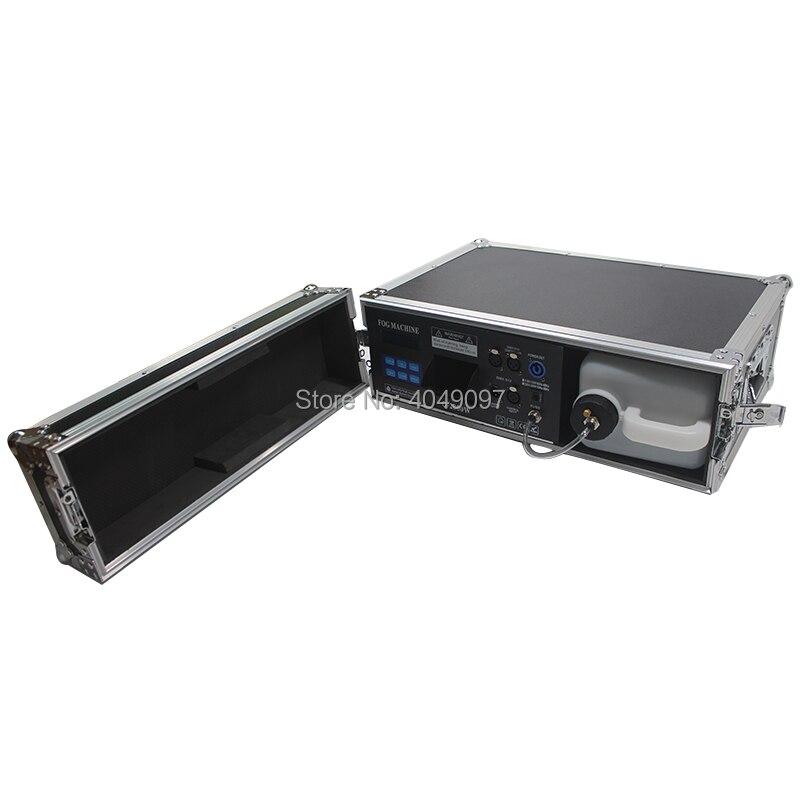 Neue 1500W Nebel Dunst Maschine Für Bühne Ausrüstung mit Flug Fall Verwenden Flüssigkeit Auf Wasserbasis/Hazer Nebel Maschine für Club - 3
