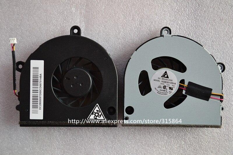 Neue CPU Lüfter für Toshiba Satellite P750 P750D P755 P755D L675D L670 C660 A660 A665D A665 A665D Serie KSB06105HA