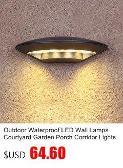 garden wall lamp