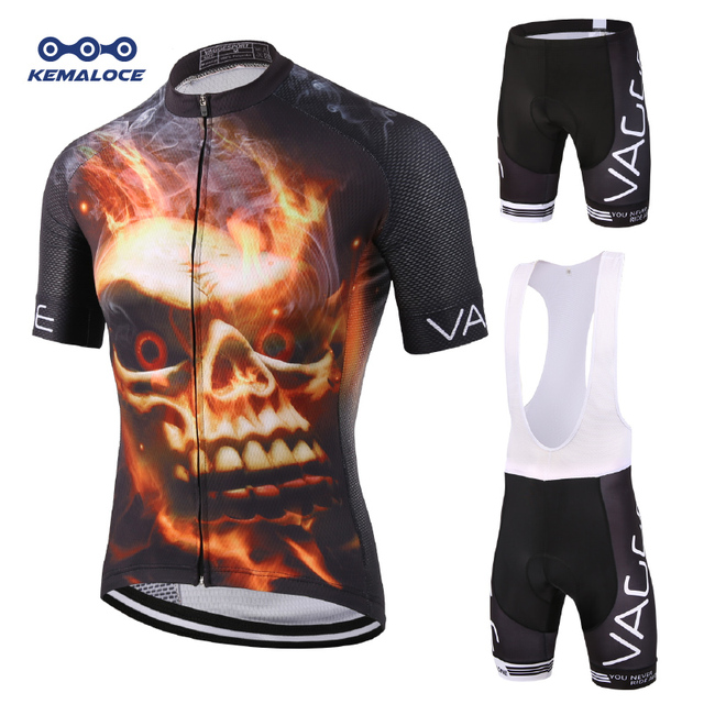 KEMALOCE Cycling jersey summer style bicycle ropa ciclismo hombre mtb bike  sport cycling clothing short sleeve maillot ciclismo d0b7664d5