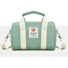 Детская спортивная сумка, Складная портативная спортивная сумка для хранения вещей, сумка через плечо для фитнеса, мини сумка-мессенджер, сумка для девочек, сумки для тренировок