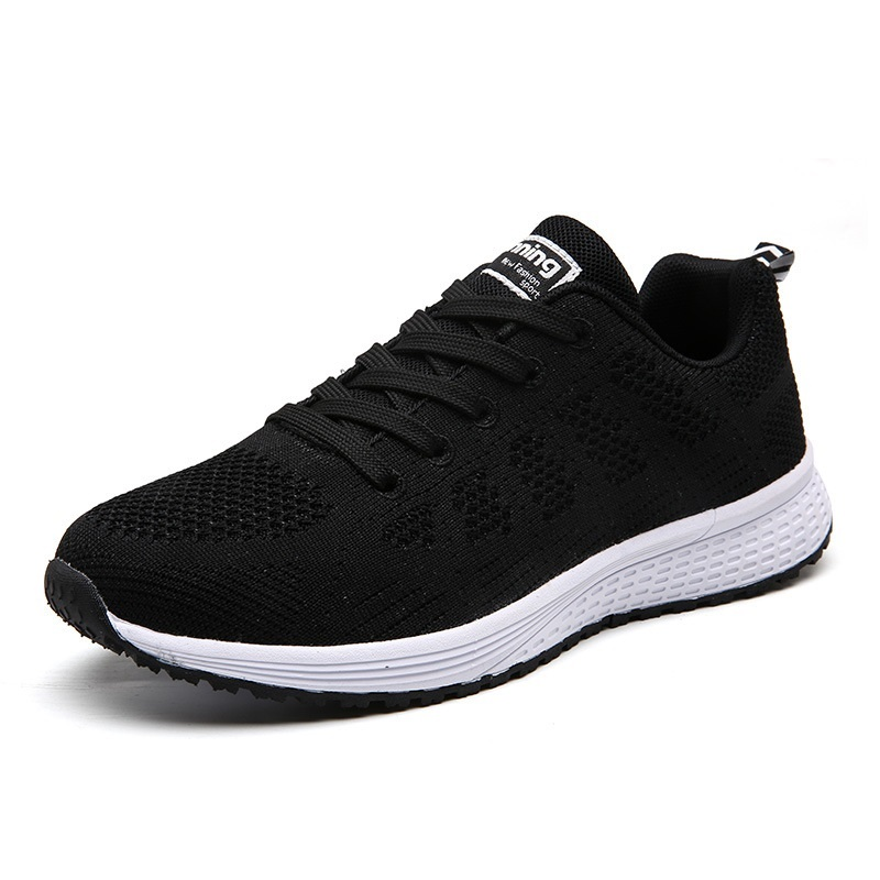 STAINLIZARD Mesh Lace-Up Women Shoes Summer Breathable Women Trainers Comfortable Female Shoes Outdoor ladies Footwear HYD145 spring summer casual mesh shoes lovers flat shoes lace up breathable footwear female vintage sneaker trainers sapatos masculino