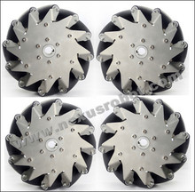 8 дюймов тяжелых mecanum колесо Nexus 14151 (нагрузка Ёмкость: 150 кг/компл.)