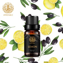 Pure Plant Essential Oil For Aromatic Aromatherapy Diffusers Aroma lemon grass lavender Rosemary Massage Relax Air Care