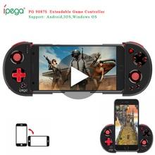Controle de jogos para pubg, joystick para celular e iphone, android, pc, smart tv, com controle por gatilho