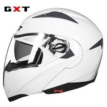 Motorcycle helmet  motorbike FLIP UP helmet motorcross full face helmet capacete cascos para moto racing helmet GXT  158