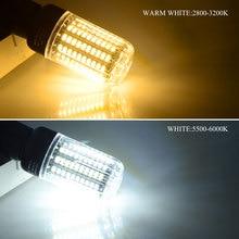 Corn LED žiarovka 5736 SMD 85V-265V (8 variant) LongLife