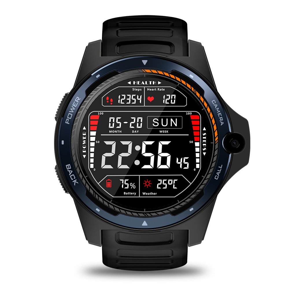 Zeblaze THOR 5 Dual Hybrid Smartwatch System 1.39 Screen 454 * 454 p x 2 AOMLED GB + 16 GB 8.0MP Front Camera Intelligent WatchZeblaze THOR 5 Dual Hybrid Smartwatch System 1.39 Screen 454 * 454 p x 2 AOMLED GB + 16 GB 8.0MP Front Camera Intelligent Watch