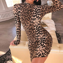 Buy tight leopard print dress and get free shipping on AliExpress.com a69e2ad17
