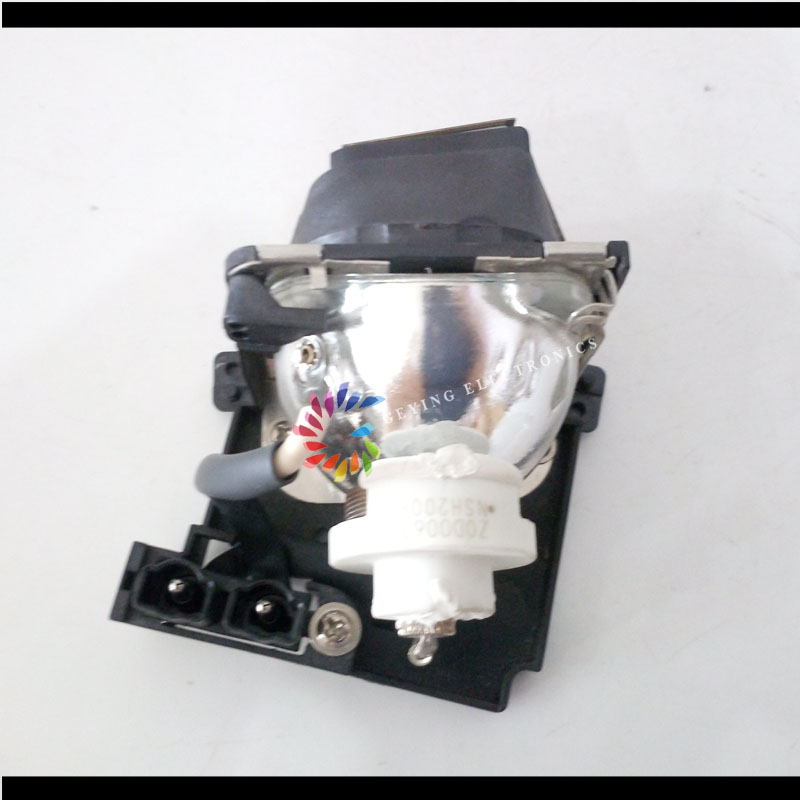 310-7522 NSH200W Original Projector Lamp Replacement For D ell 1100MP / 1200MP / 1201MP 310 7522 725 10092 original bare lamp with housing for dell 1200mp 1201mp projector