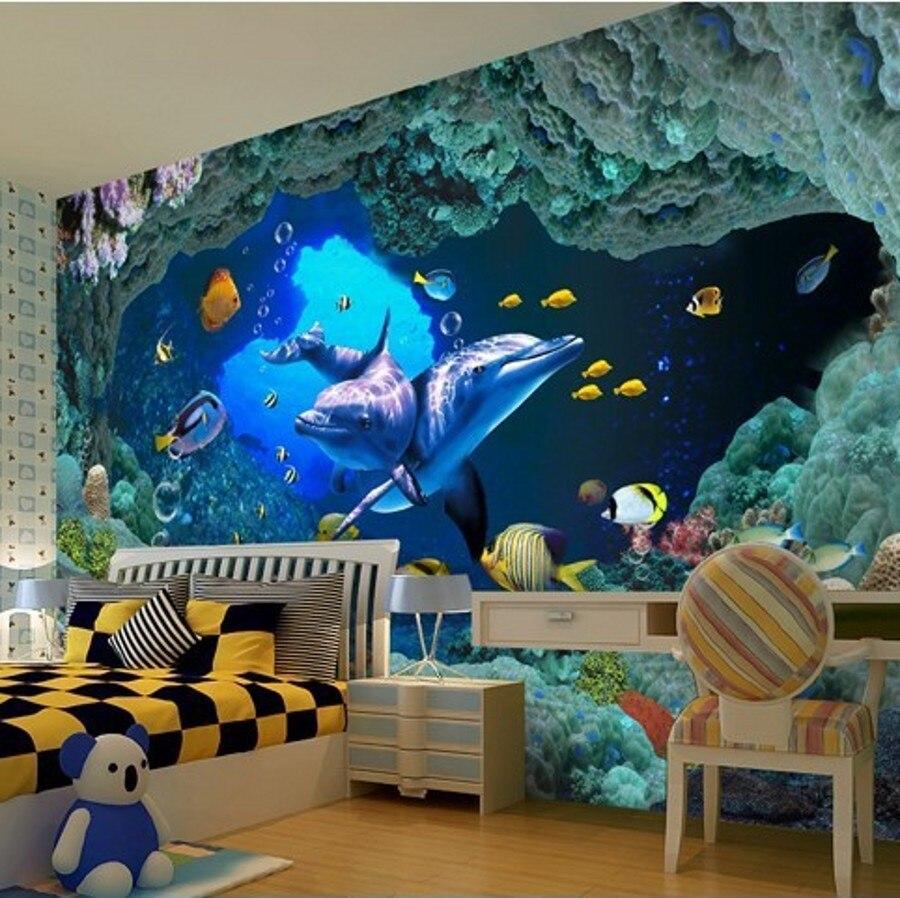 Fototapete Unterwasserwelt | olegoff.com
