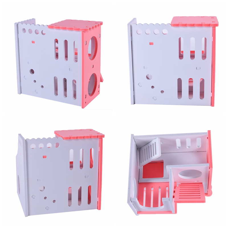 pet house for chinchillas cage for rats Guinea pig cavies carrier accessories for hamster hammock rat small animals supplies rabbit hutch cage hamster (8)