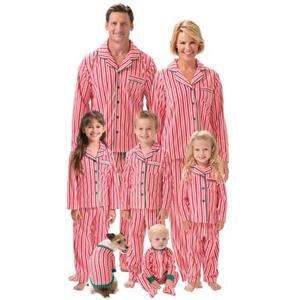 c28df35c76 Emmababy Pajamas Set Adult Women Men Kids Family Match Pjs