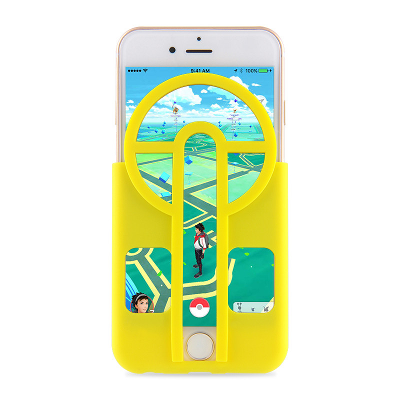 cheap for discount 6ff54 80f89 US $5.99  PokeBall Aimer For Pokemon Go Aimer Case For Iphone 6s For Iphone  6 Phone Case on Aliexpress.com   Alibaba Group