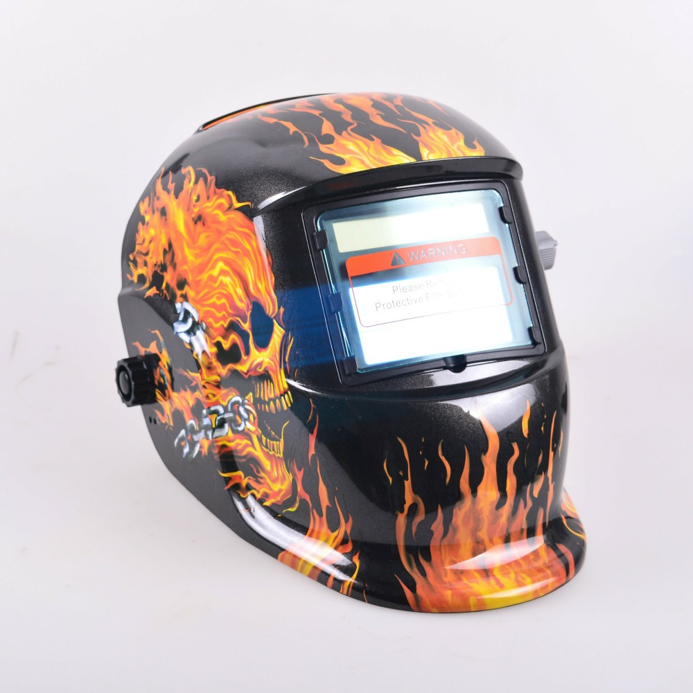 Self-produced automatic and self-selling solar welding mask argon arc welding lens face mask self concealment and secrecy