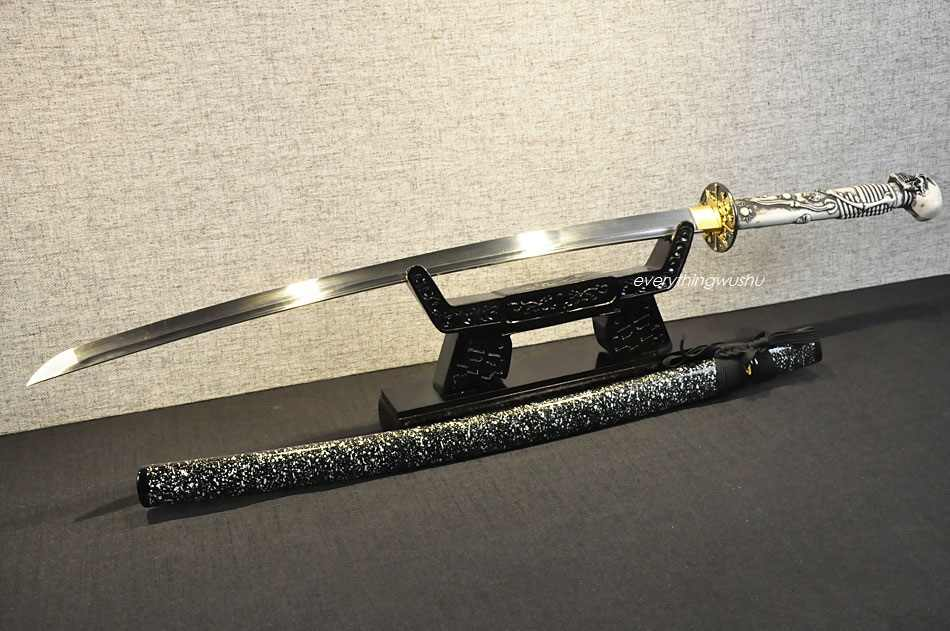 "Самурай с изображением меча ""Катана"" мечи"