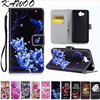 Patterned Folio PU Leather Card Slots Wallet Case Cover For Huawei Y5 2017 Flip Kicktand Coque sFor Huawei Y6 2017 Shell Capa