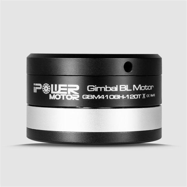 IPower GBM4108-120T Cardan Brushless Do Motor com Encoder Do Motor