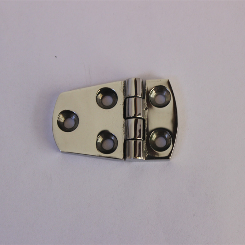 "AISI 316 Stainless Steel Marine Boat Casting Strap Hinge 3/"" x 1-1//2/"""