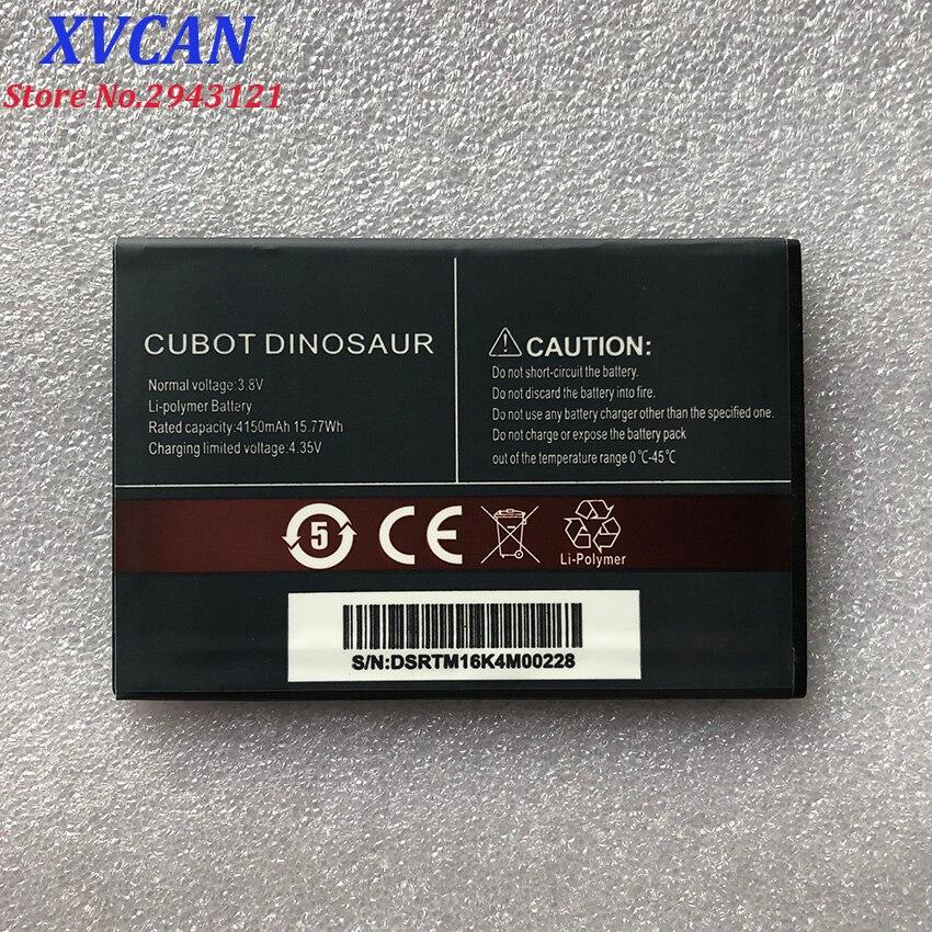 CUBOT Dinosauro Batteria 4150 mah 100% Nuovo di Ricambio Originale Del Telefono Delle Cellule di batteria di backup Per CUBOT Dinosauro