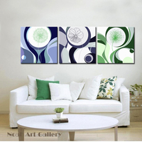 Flower Modern Wall Hanging High Definition Waterproof Canvas Print Painting Art Picture For Living Room Decoration