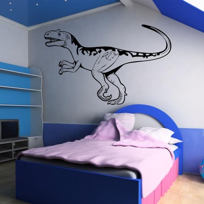 Free Shipping dinosaurs design wall sticker art decal  Home Decor Wall Art Decals Mural
