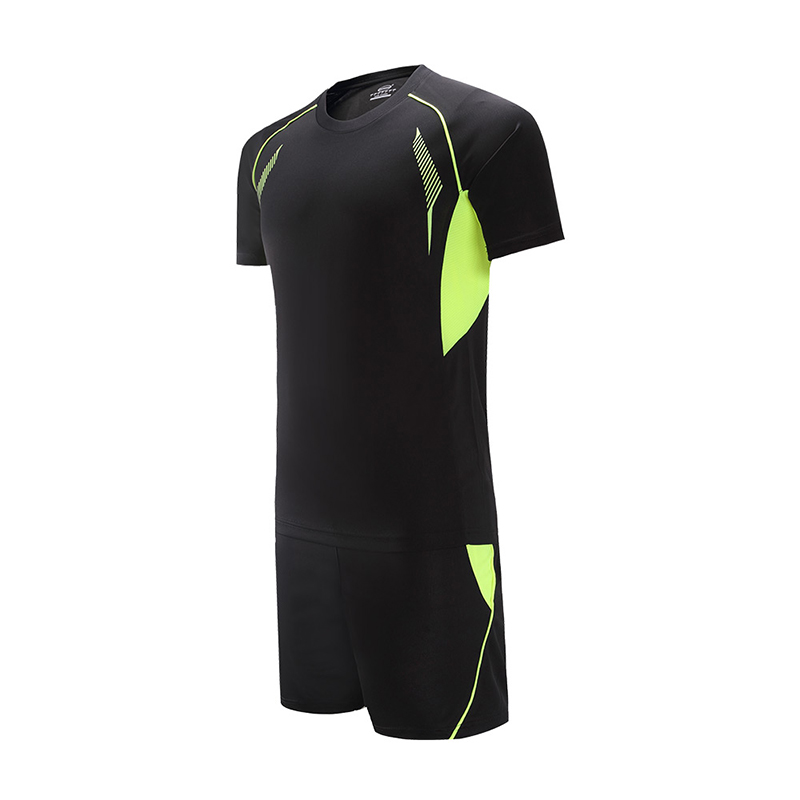 Wholesale new style soccer jerseys in stock sportswear polyester  Comfortable soccer uniforms sets football shirts-in Soccer Sets from Sports    Entertainment ... c31783eac