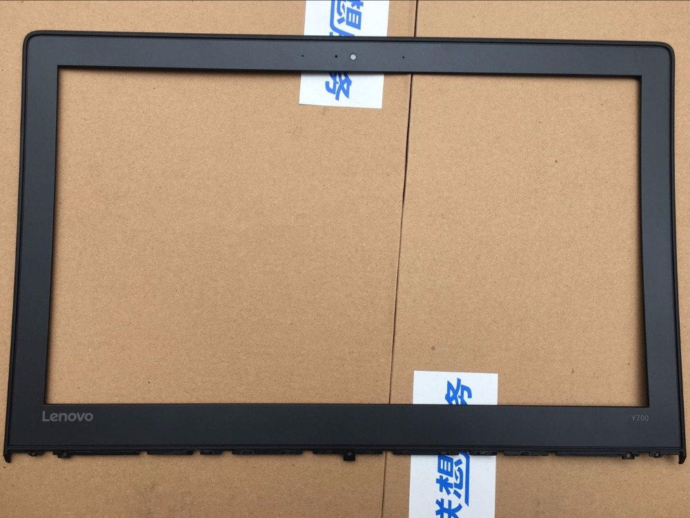 все цены на New Original For Lenovo Ideapad Y700-15 Y700-15ISK Lcd Front Bezel онлайн