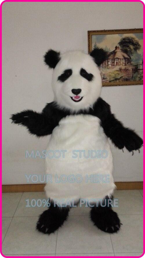 Mascotte panda ours mascotte costume fantaisie personnalisé anime cosplay kits mascotte déguisement carnaval costume