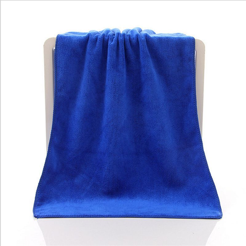 30*60 Cm Dikke Nanometer Microfiber Strandlakens Groothandel Speciale Handdoek Voor Kapsalon Kapper