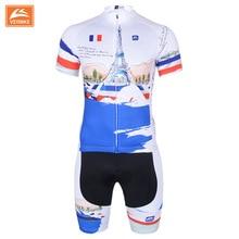 VEOBIKE Unisex Warrior Summer Cycling Sports Bike Italian Ciclismo Jerseys Cycling Clothing Shorts Sleeve Bike Shirt Wear