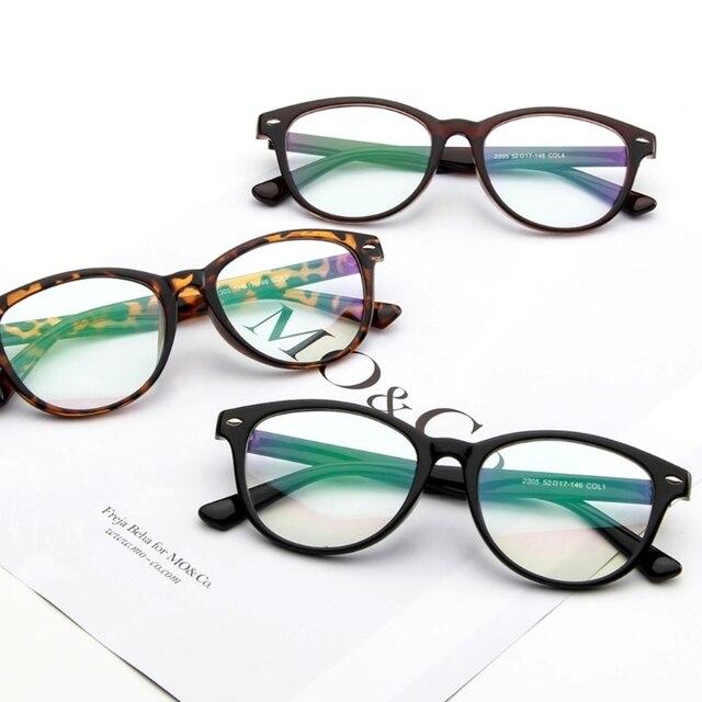 47d924de26 2017 Retro Eyeglasses Frame Full-Rim Men Women Vintage Glasses Eyewear  Clear Lens OCT27 40