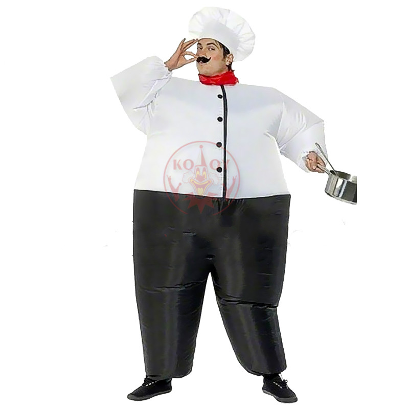 Chef Inflatable Costume Adult Fancy Dress Suit Party Halloween Costumes Adults Christmas Xmas Gift Classic Halloween Costumes-in Boys Costumes from Novelty ...  sc 1 st  AliExpress.com & Chef Inflatable Costume Adult Fancy Dress Suit Party Halloween ...