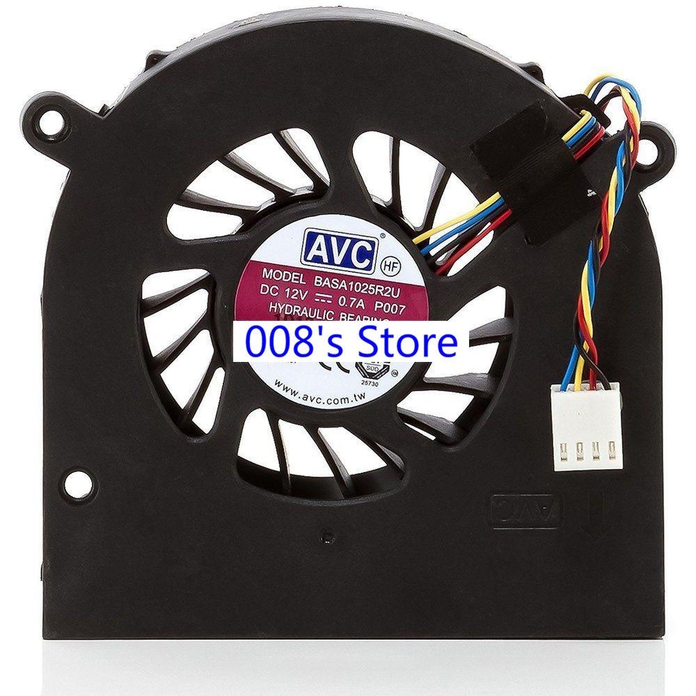 Original New HP TouchSmart CPU Fan BASA1025R2U P005 from Envy 23-d KUC1012D