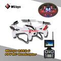 Modo CF Q282-G WLtoys 4CH 6-Axis Gyro 5.8G FPV Hexacopter RTF RC Quadcopter Com Câmera de 2MP HD
