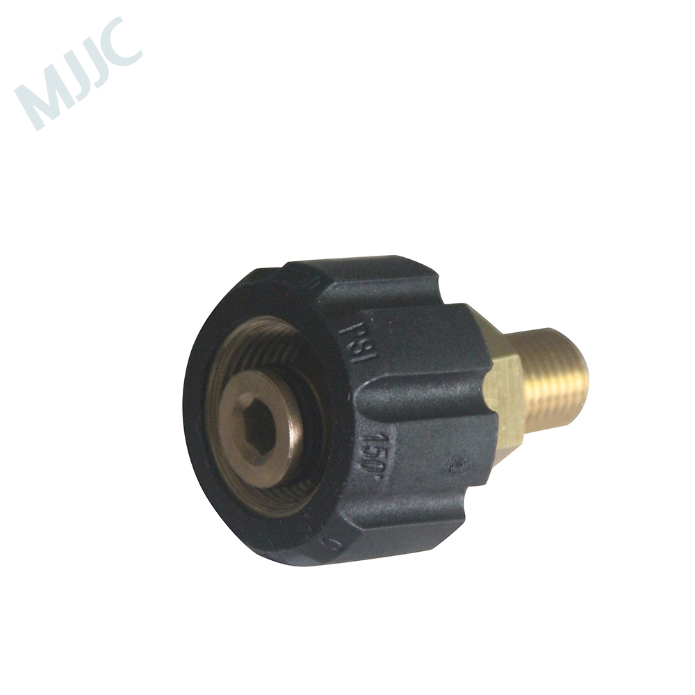 MJJC Brand Foam Lance Connector M22 Female Thread, Can Be Used For Karcher Hd Series With High Quality Automobiles