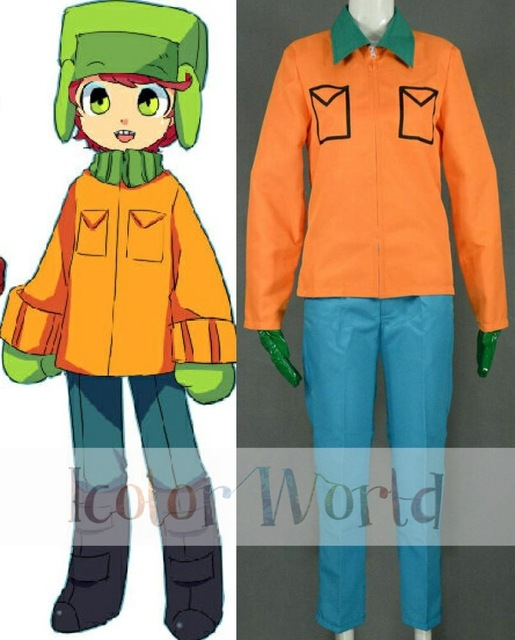 south park kyle broflovski cosplay costume - Southpark Halloween Costumes