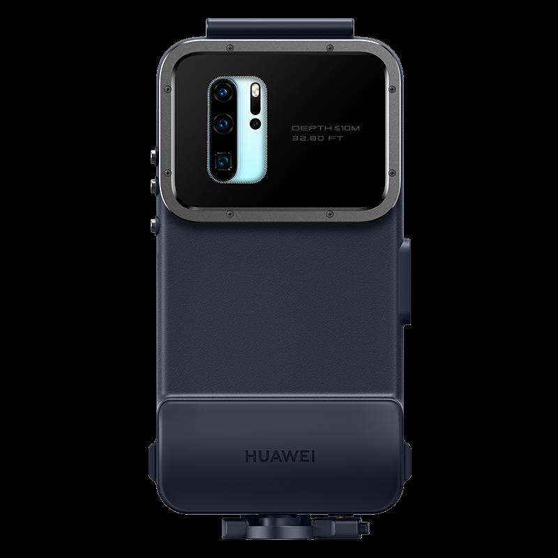 HUAWEI P30 Pro étui de plongée avec tuba étui de protection étanche Original P30 Pro poche de tir sous-marin nouveau 2019 - 3
