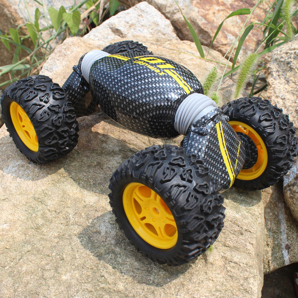 1:12 4WD RC Escala de Coche de doble cara 2,4 GHz a llave de transformación vehículo todo terreno Varanid escalada Coche juguete de control-in Coches RC from Juguetes y pasatiempos on AliExpress - 11.11_Double 11_Singles' Day 1