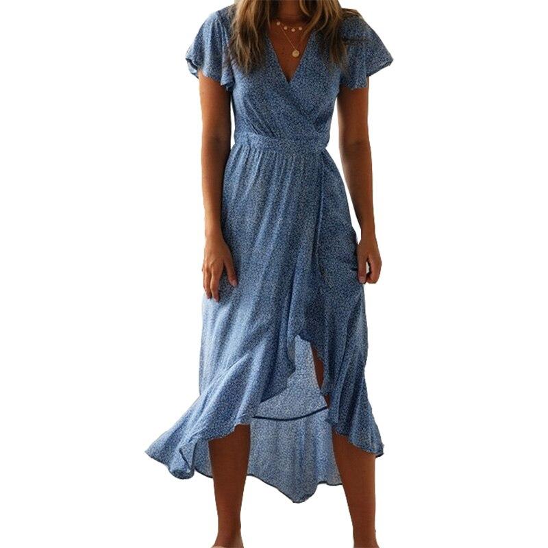 d9d2b645663 SHEIN летняя юбка до колена