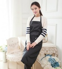 Fashion extended neck apron The kitchen waterproof antifouling overalls 84*70cm free shipping
