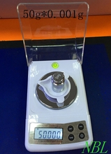 Precision Electronic Jewelry Milligram Scales 50g 0.001g Coffee Baking Food Scale Bench Floor Weighing Balance Cooking Tools