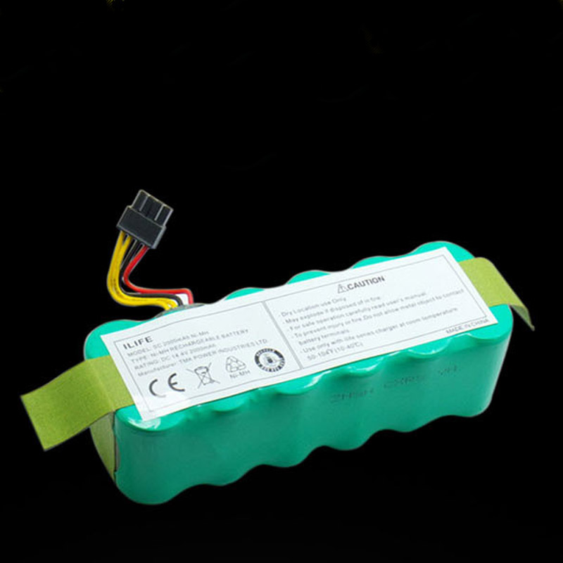 14 4V SC NI MH rechargeable battery vacuum cleaner battery 3500mAh for Ecovacs Mirror CR120 Dibea