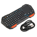 in stock ! 3 in1 Mini Bluetooth Wireless Keyboard Touchpad Mouse for Windows PC NEW